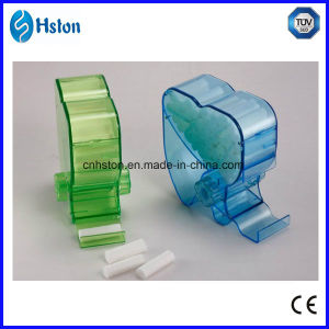 Rolling Type Cotton Plastic Dispenser Autoclavable pictures & photos