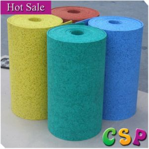 3mm-12mm Rubber Flooring Gym/Rubber Flooring Mat/Rubber Flooring Roll pictures & photos