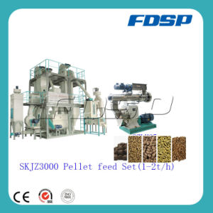 Ce Assurance Animal Feed Pellet Production Line Cattle Feed Plant pictures & photos