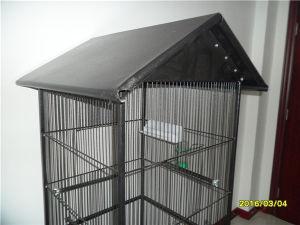 China Large Parrot Metal Bird House pictures & photos