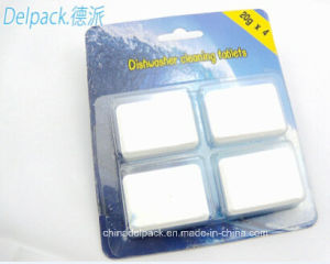OEM&ODM Water Souble Film Auto Dishwashing Detergent Tablets, Normal Sachet Pack with Washing Machine Cleaner Detergent Tablet, Clean Disinfectant Tablet pictures & photos
