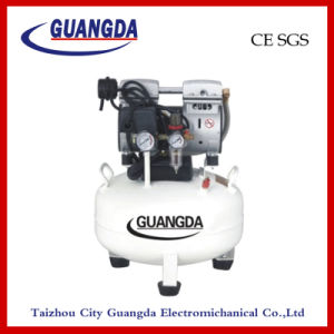 CE SGS 30L 550W Oil Free Air Compressor (GD50) pictures & photos