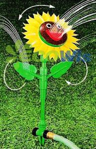 China Manufacturer Garden Sunflower Sprinkler pictures & photos