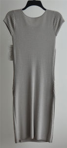 Longline Ottoman Sleeveless Sweater Dress for Ladies pictures & photos