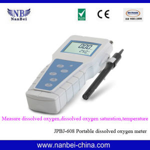 LCD Display Portable Digital Dissolved Oxygen Tester pictures & photos