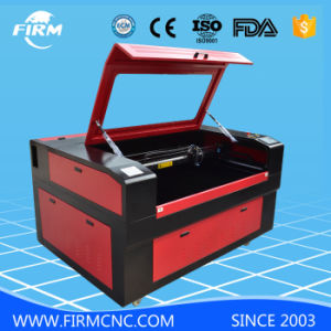 High Quality 3D Wood MDF Acrylic Laser Engraving Cutting Carving Machine FM9060 pictures & photos