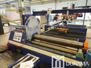 China High Quality 4 Roller Hydraulic Automatic Plate Rolling Machine for Sale pictures & photos