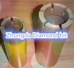 Impregnated Diamond Core Bit of Dcdma Size B101 Core Bit pictures & photos