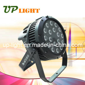 Waterproof 18PCS*10W RGBW LED PAR pictures & photos
