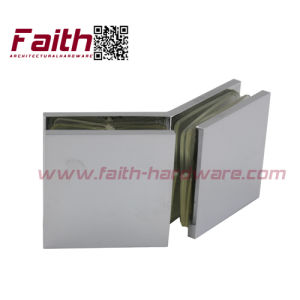 Durable Brass Frameless Shower Glass Door Clamp (GCS. 135. BR) pictures & photos