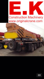 50ton 2008 Used Sany Truck Crane (QY50C) pictures & photos