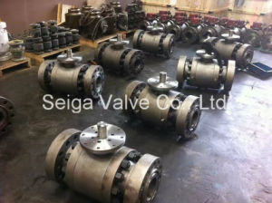 Fire Proof Forged Steel Ball Valve pictures & photos