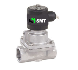 Ysp-15 Series Stainless Steel Piston High-Pressure Solenoid Valve pictures & photos
