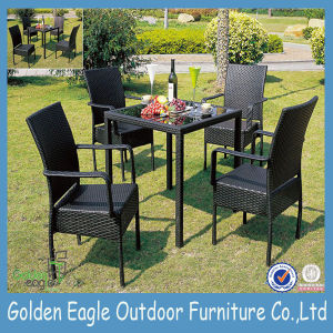 Rattan Furniture Garden Set, Outdoor Dining Set