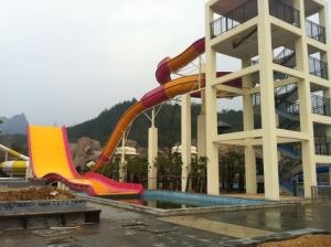 Water Slide Construction, Water Park Equipment Installation pictures & photos