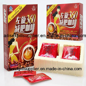 Hot Sale L-Carnitine 360 Slimming Lose Weight Coffee pictures & photos
