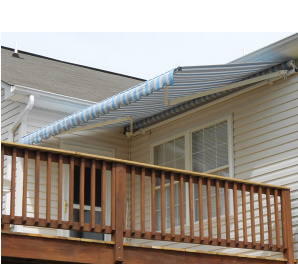 Full Casette and Half Casette Retractable Awnings pictures & photos