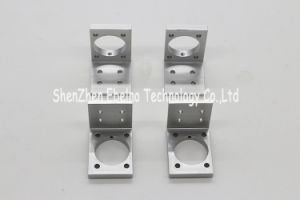 Customized Precision Machining Aluminum Part with Clear Anodize pictures & photos
