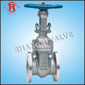 API Flanged Gate Valves (Type: AZ40)