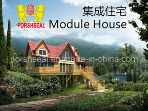 Prefabricated House, Container House, Module House--R06