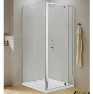 Adjustable Aluminum Profile Cheap Shower Enclosure Factory in China pictures & photos