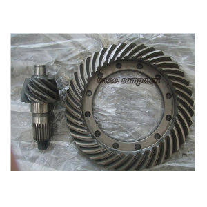 Bevel Gear Hino Toyota Dyna 7-39 8-43 8-45 Crown Wheel Pinioin Gear pictures & photos