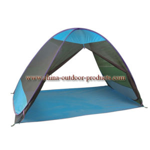 190t Polyester Pop up Beach Tent (ETBL-TB022) pictures & photos