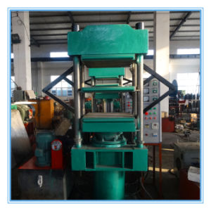 Fine Efficiency EVA Foaming Hydraulic Press Machine pictures & photos