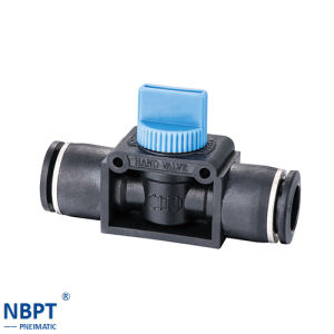 Pneumatic Fitting Check Valves with Best Price/Hvff pictures & photos