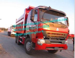Hot Sale Sinotruk HOWO A7 Dump Truck 6X4 336/371HP Africa