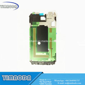 Original Front LCD Front Housing Frame Bezel Plate Middle Frame for Galaxy S5 G900f I9600 pictures & photos