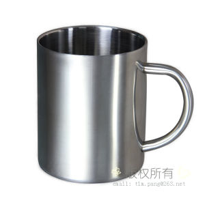 220ml Stainless Steel Coffee Mug Coffee Cup pictures & photos