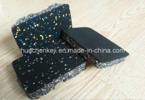 Kindergarten EPDM Colorful Rubber Flooring Tiles pictures & photos