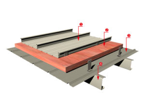 Standing Seam Roofing System Bemo Sheet Making Machine Bemo Plate Forming Machine pictures & photos
