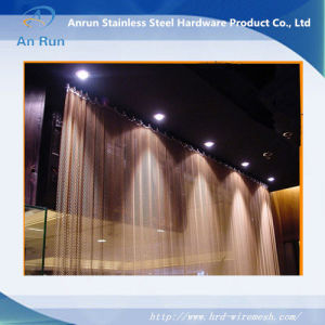 High Quality Metal Mesh Fabric/Metal Drapery Curtain Building Material pictures & photos