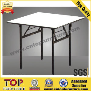 Folding Square Hotel Banquet Restaurant Table pictures & photos