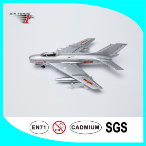 No Resin Military Model Made of Alloy and ABS Material