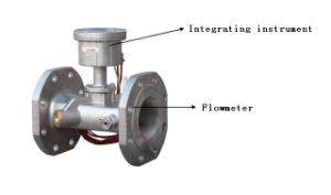 Dn250 Ultrasonic Flowmeter pictures & photos
