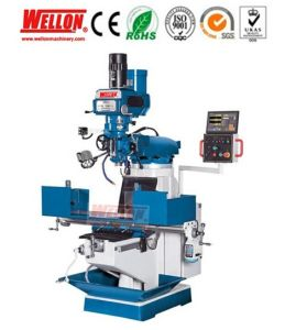 Turret Milling Machine with CE Approved (Universal milling machine X6325 X6325D) pictures & photos