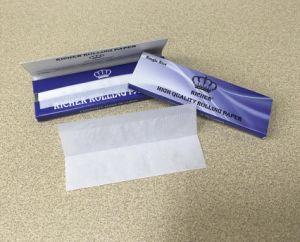 14-24GSM Premium Natural Arabic Gum Cigarette Paper/Smoking Skins pictures & photos