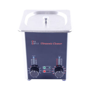 Glasses Cleaner/ Ultrasonic Cleaner Uml013 with Heating and LED Display