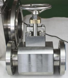 Zirconium B493 R60702 Globe Valve
