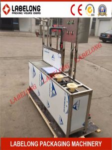 China Cheap Semi-Automatic 5 Gallon Drinking Water Filling Plant/Machine pictures & photos