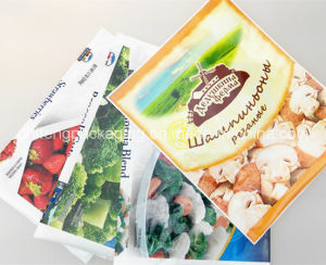 Food Packaging Bag for Frozen Vegetables pictures & photos