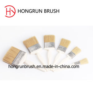 Paint Brush with Plastic Handle (HYP024) pictures & photos