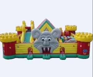 Inflatable Wonderland Amusement Park Inflatable Sports Games (FC-017)