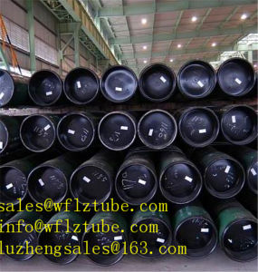 "Petro Steel Pipe 2 7/8"" 4 1/2"" 5"" 5 1/2"", Drill Steel Pipe R3, API 5CT Seamless Steel Tube Btc Upset pictures & photos"