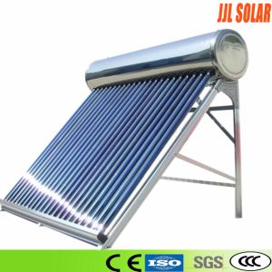 High Pressure Stainless Steel Heat Pipe Vacuum Tube Solar Hot Collector Water Heater pictures & photos