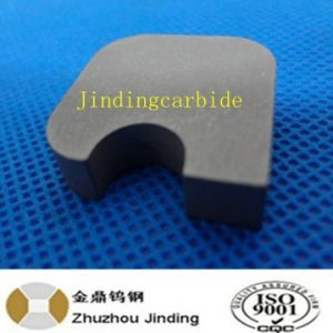 Customized Special Shaped Hip Tungsten Carbide Part pictures & photos