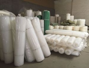 White Plastic Mesh pictures & photos